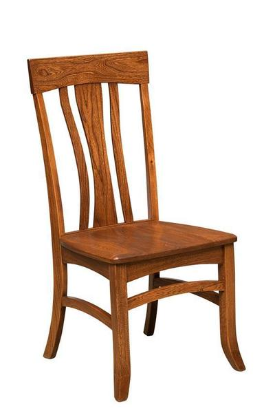 Amish Rainier Dining Room Chair