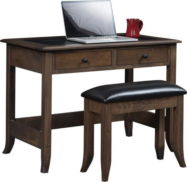 Amish Bunker Hill Writing Desk