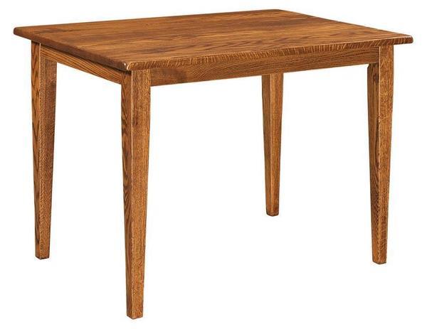 Amish Portland Leg Table