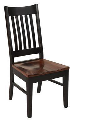 Amish Lexus Dining Room Chair