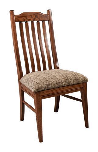 Amish Shaker 5-Slat Dining Chair