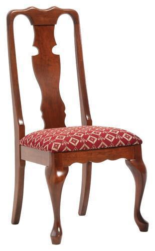 Ask Us A Question York Queen Anne Dining Chair