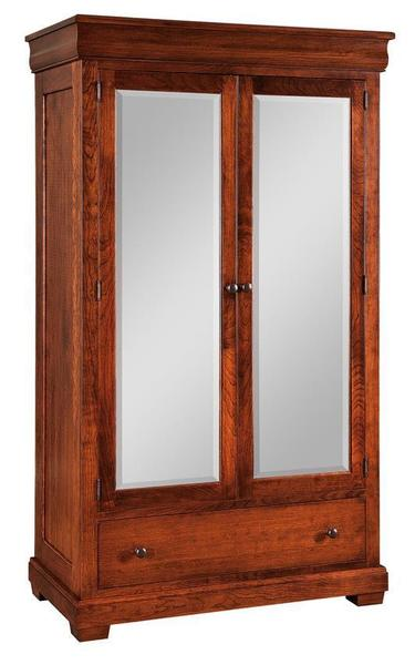 Amish Berlin Armoire