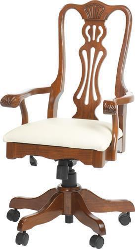 Amish Regal Desk Chair
