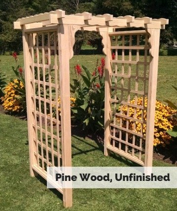 American Made Lexington Outdoor Arbor