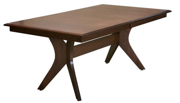 Amish Harper Trestle Dining Room Table