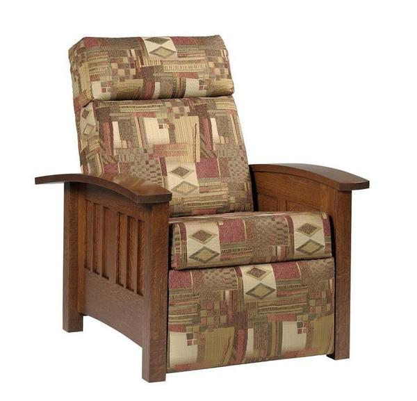Amish Mount Hope Mission Recliner