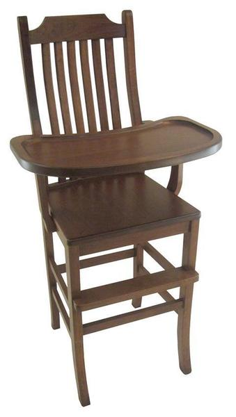 Amish Mission High Chair