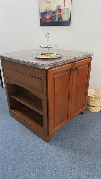 Amish Space Mate Kitchen Island