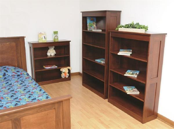 Amish Kids' Panel Bookshelf