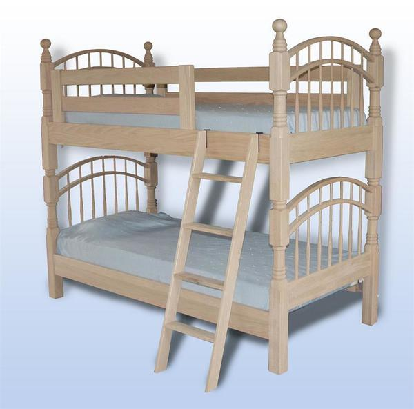Amish Fairytale Rest Bunk Bed