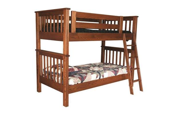 Amish Millers Mission Bunk Bed