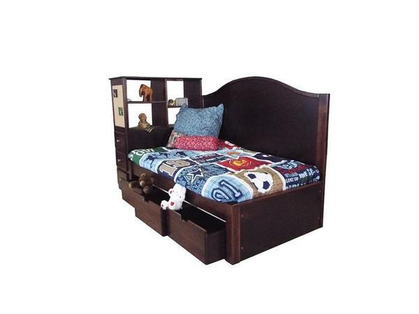 Amish Madison Kids Platform Bed