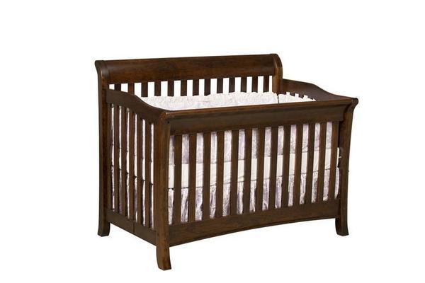 Amish Harper Convertible Crib