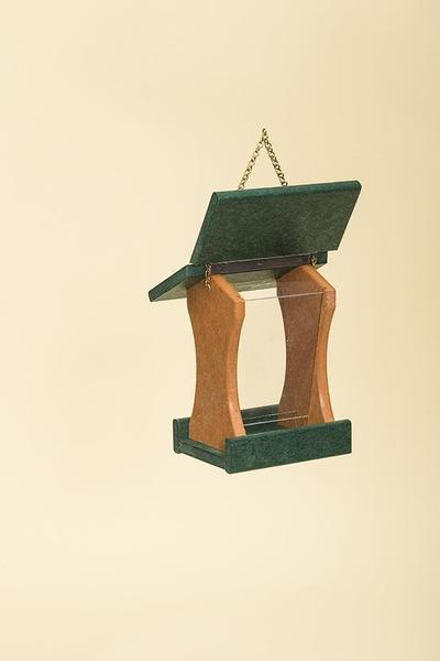 Amish Poly Mini Bird Feeder