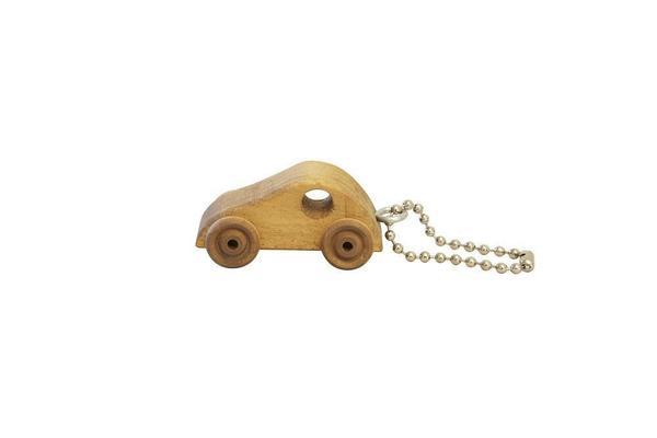 American Made Children's Wooden Keychains