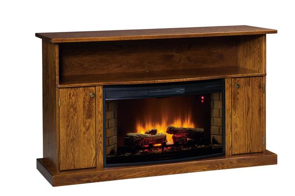 Cheyenne Deluxe 60 Quot Electric Fireplace Entertainment