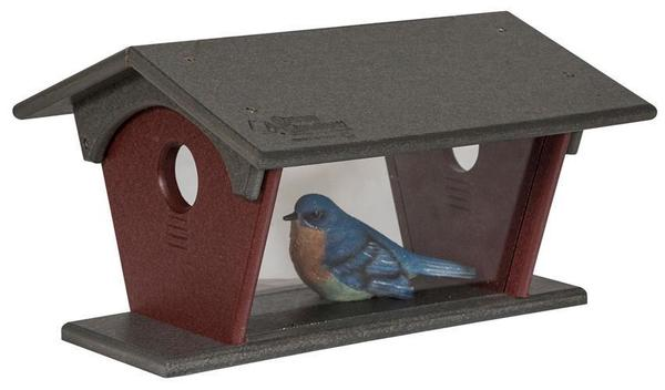 Poly Bluebird Feeder