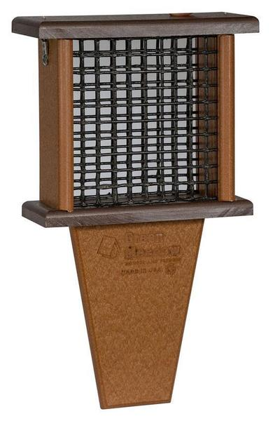 Amish Poly Tail Prop Suet Feeder