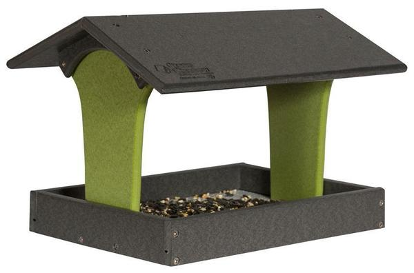 Amish Poly Fly By Bird Feeder