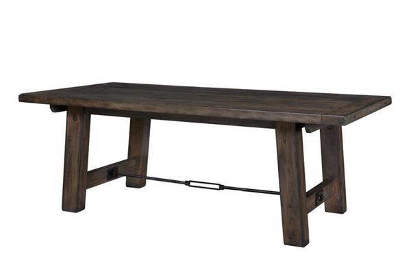Amish Lancaster Ouray Trestle Table