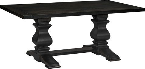 American Made Napa Valley Extension Dining Table