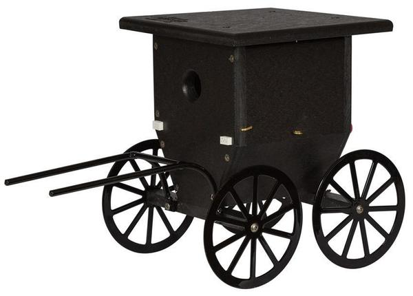 Amish Poly Buggy Wren House