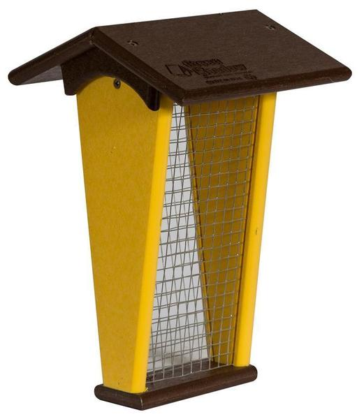 Peanut Bird Feeder from Sustainable Poly