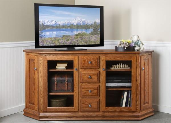 "Amish Highbury Hill 73"" Deluxe TV Stand"