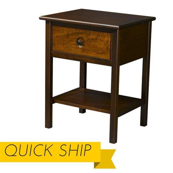 Chesapeaka One Drawer Nightstand - Quick Ship