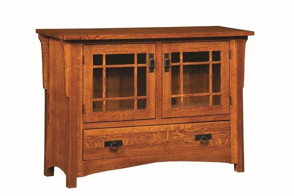 Amish Honeybee Mission Plasma TV Stand