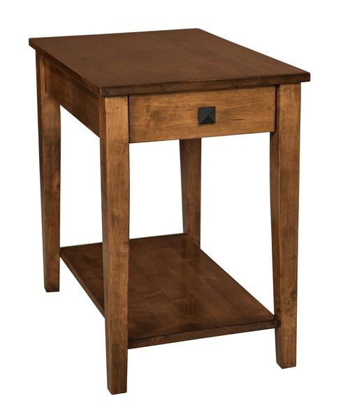 Amish Carriage End Table