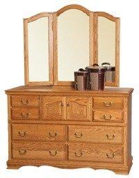 Amish American Heritage Master Dresser