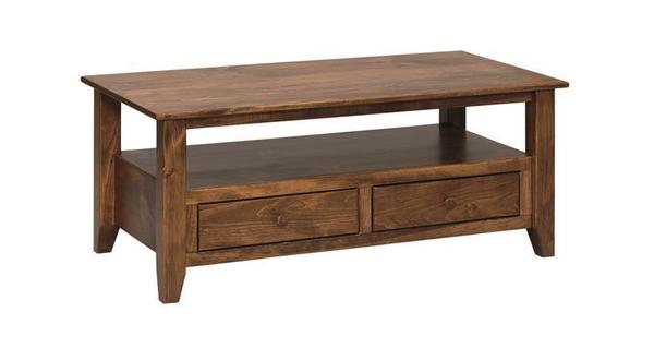 Amish Pine Large Coffee Table