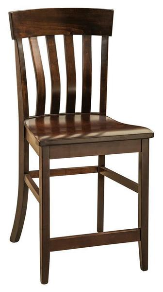 Galena Amish Mission Bar Stool