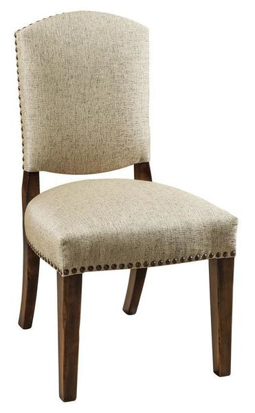 Amish Collinsville Upholstered Dining Chair