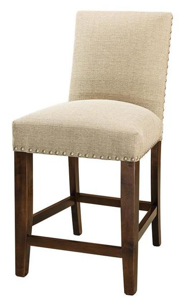 Amish Corbin Parson Bar Stool