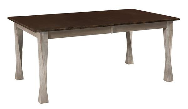 Amish Oxnard Leg Table