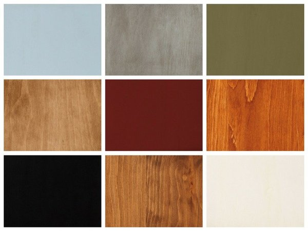 Heritage Pine Finish Samples-Note Sample Fee Refunded When Samples Returned