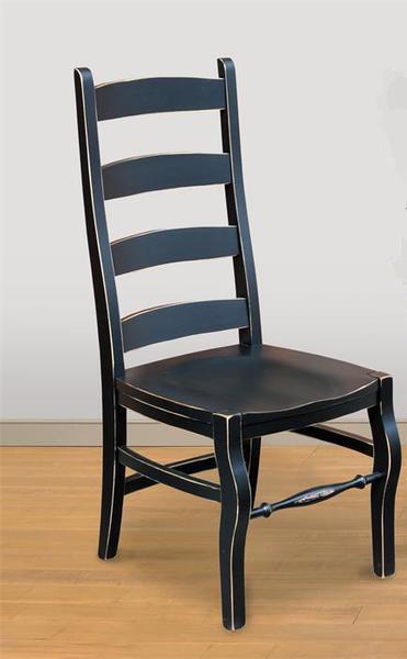 Ruff Sawn Tahoe Dining Chair
