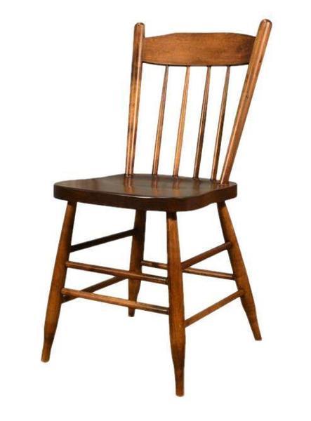 Ruff Sawn Farmhouse Dining Chair