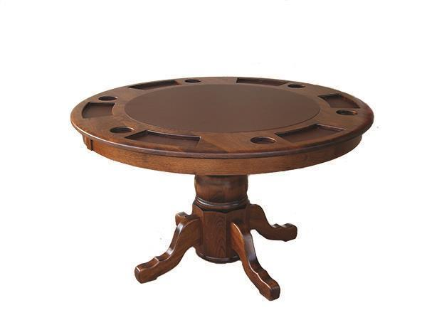 Amish Handcrafted Winchester Game Table