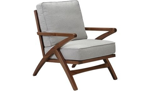 Mid Century Modern Tampa Chair by Keystone Collection