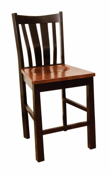 Amish Trenton Bar Stool