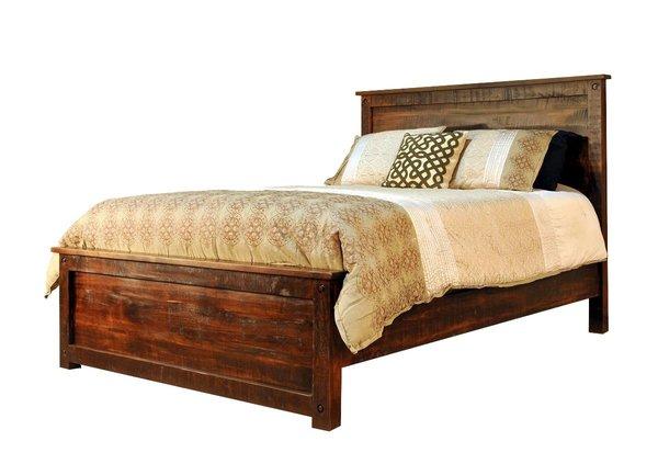 Ruff Sawn Muskoka Bed
