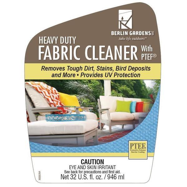Berlin Gardens Heavy Duty Fabric Cleaner