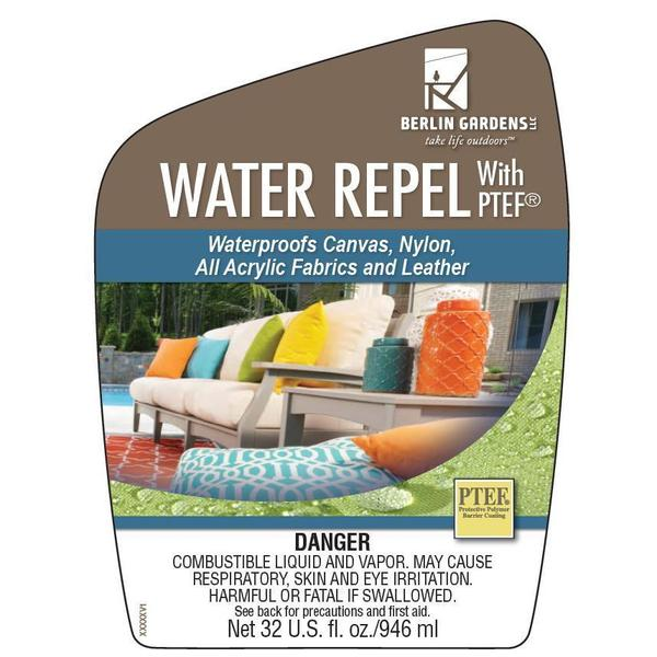 Berlin Gardens Fabric Water Repel