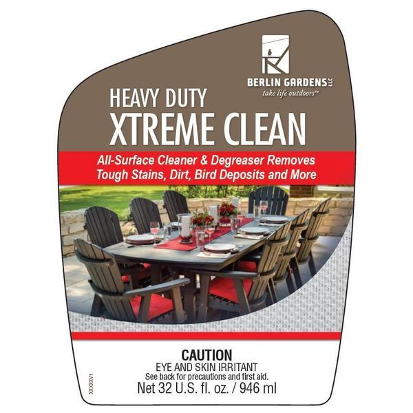 Berlin Gardens Heavy Duty Xtreme Clean