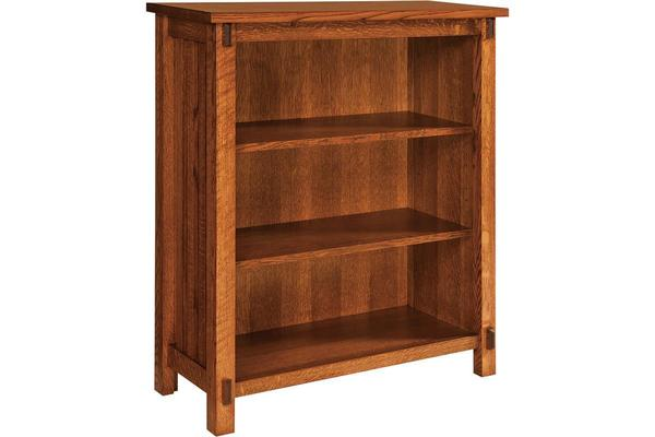 Amish Rio Mission Bookcase