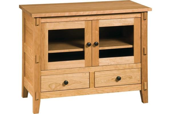 Amish Bungalow TV Stand